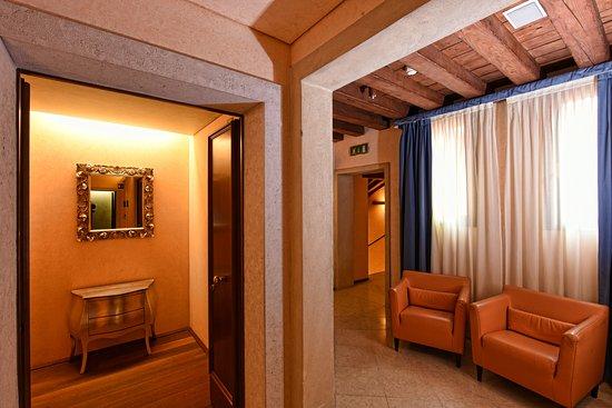 Palazzo Selvadego: interno