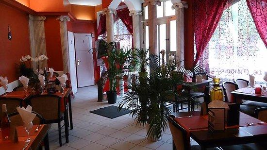 Eupen, Belgique : Photo du restaurant
