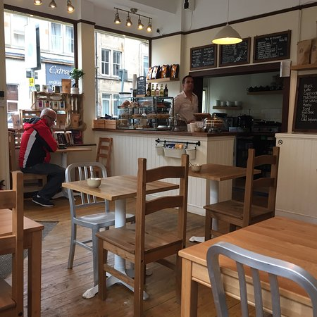 Photo0jpg Picture Of Chapter One Coffee Shop Edinburgh