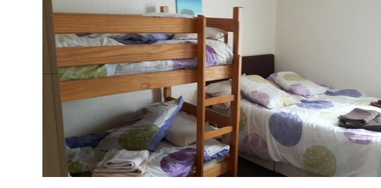 Gordene Hotel: family room/please note that no adults are allowed in the bunk beds