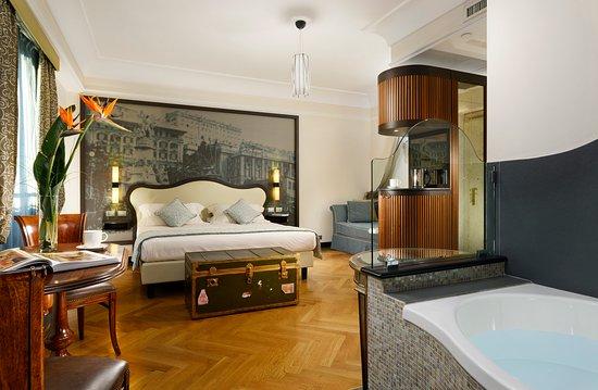 Grand Hotel Savoia: Camera Deluxe