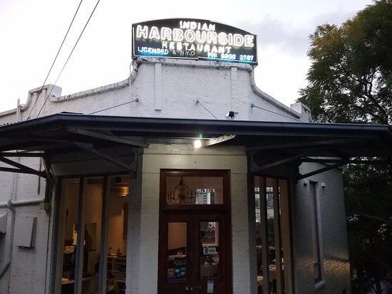 Harbourside Indian Restaurant North Sydney Nsw