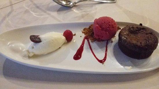 Plaisir, Fransa: moelleux chocolat !!!