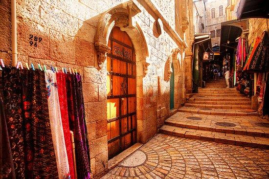 Jerusalem, Israel: via dolorosa
