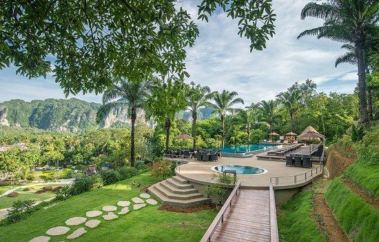 Swimming Pool Picture Of Aonang Fiore Resort Ao Nang Tripadvisor