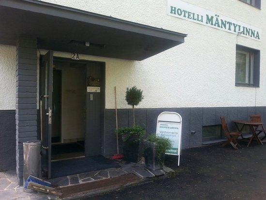 Yliharma, Finlândia: Hotelli Mäntylinna, Alahärmä
