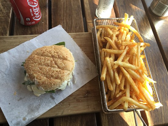 Alberton, Afrique du Sud : Cool and delicious