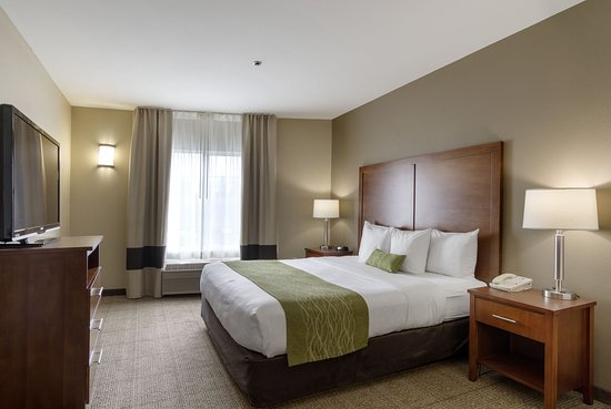 Comfort Inn & Suites Sacramento University Area: Miscellaneous