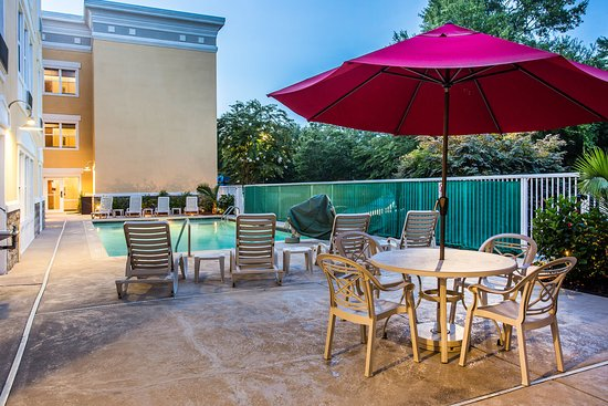 Comfort Suites at the Isle of Palms Connector : Pool