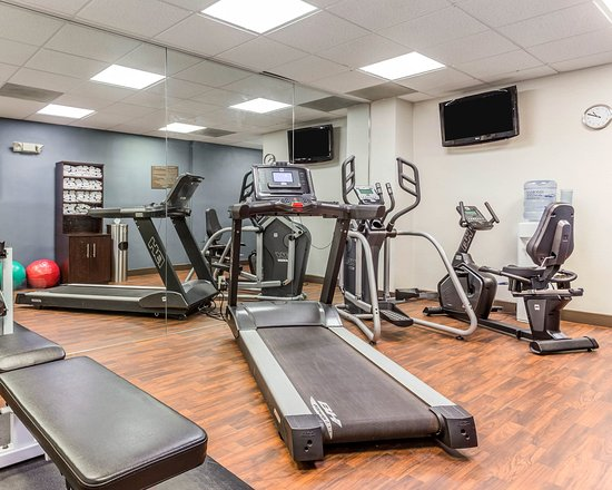 Comfort Suites at the Isle of Palms Connector : Fitness