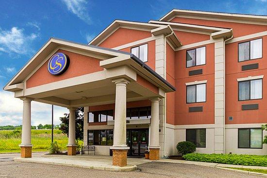 特溫斯堡凱富套房飯店