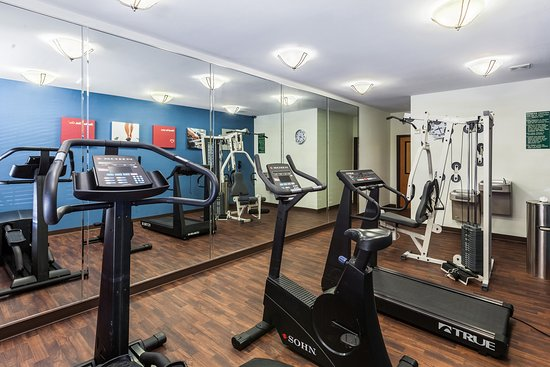 Comfort Suites Mesquite: Fitness Room