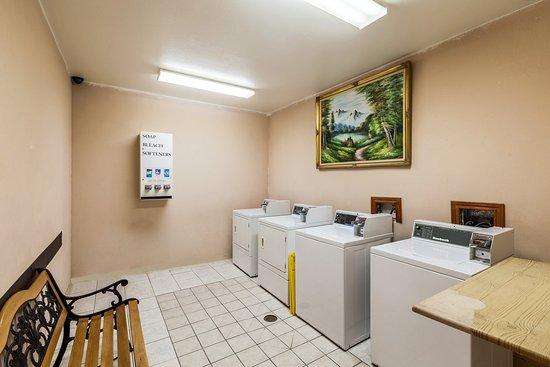 Comfort Suites Mesquite: Laundry