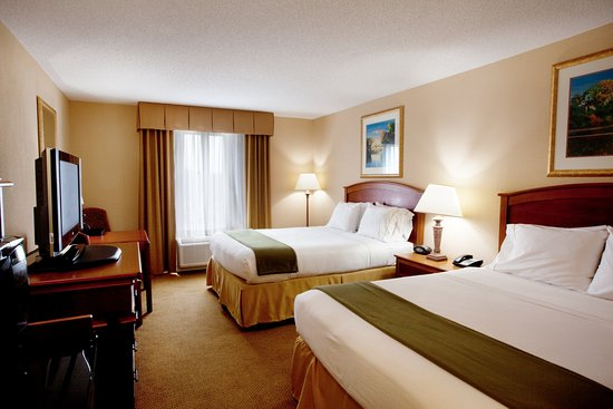 Holiday Inn Express & Suites Florence I-95 & I-20 Civic Ctr: Queen Bed Guest Room