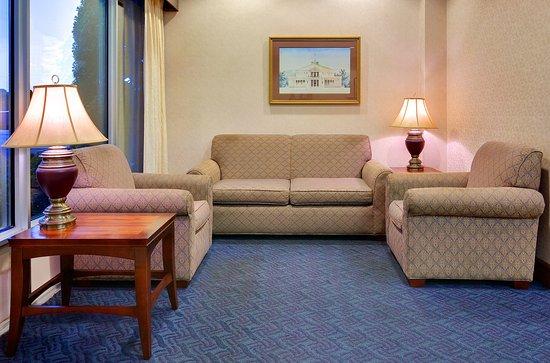 Hopkinsville, Кентукки: Hotel Lobby