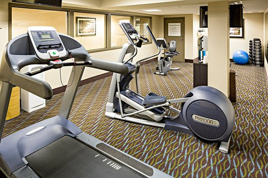 Holiday Inn Berkshires: Fitness Center