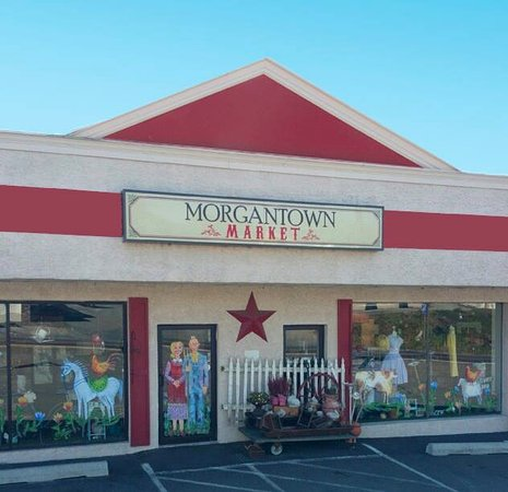 Morgantown, Pensylwania: Berks County's largest antique boutique.