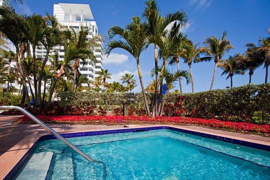 Holiday Inn Miami Beach : Whirlpool