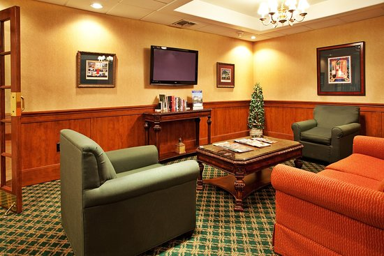 Holiday Inn Express Breaux Bridge (Lafayette Area): Breakfast Area