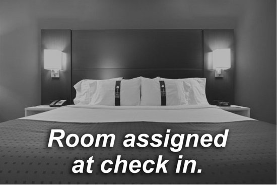 Durham, NH: Room Type Assigned at Check In