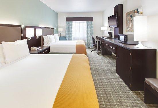 Monticello, AR: Queen Bed Guest
