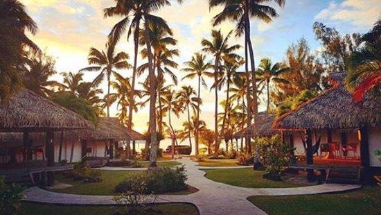 Tamanu Beach Bild