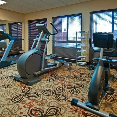 Canton, MS: Fitness Center