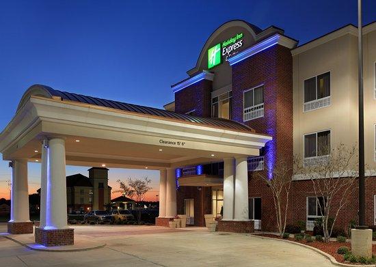 Canton, MS: Hotel Exterior