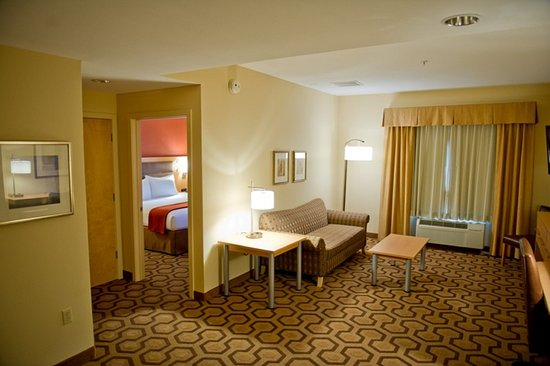 Holiday Inn Express & Suites Fremont Milpitas Central: Suite with Living Room
