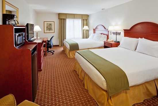 Holiday Inn Express Frackville: Double Bed Guest Room