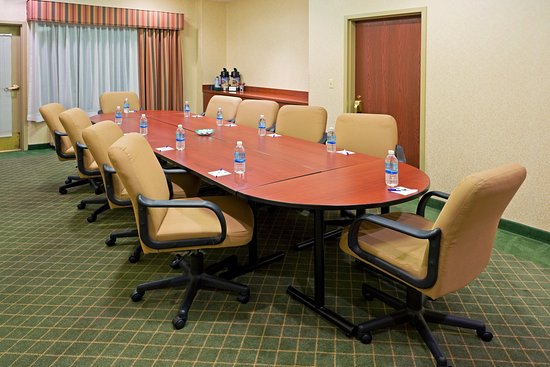 Holiday Inn Express Hotel & Suites Chester - Monroe - Goshen: Boardroom