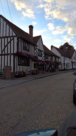 Hadleigh, UK: the bell inn