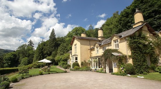 Green Valley Vegetarian Restaurant : The Lancrigg Hotel