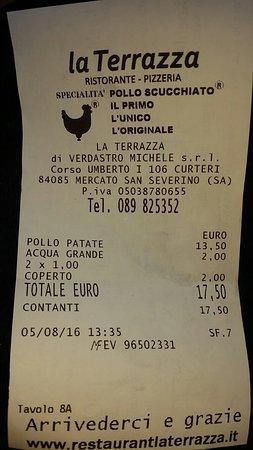 Beautiful Le Terrazze Mercato San Severino Ideas - Idee Arredamento ...