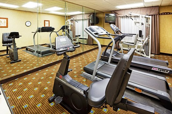 Kings Mountain, Carolina del Norte: Fitness Center