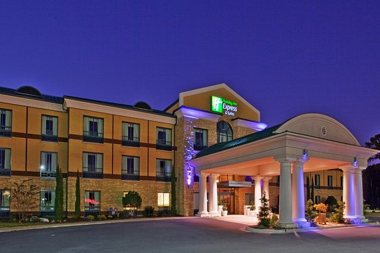 Holiday Inn Express Hotel & Suites Macon West : Hotel Exterior