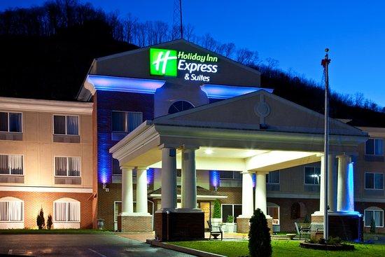 Logan, Wirginia Zachodnia: Hotel Exterior
