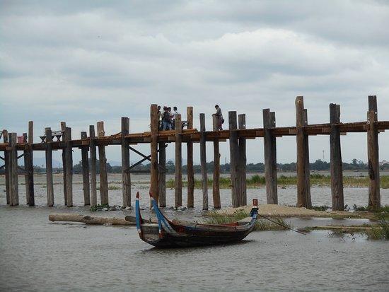 Puente U Bein: U-Bein Bridge