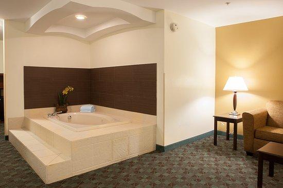 Canton, MI: Jacuzzi Suite