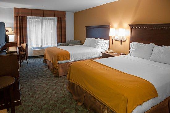 Canton, MI: Holiday Inn Express 2 Queen Beds