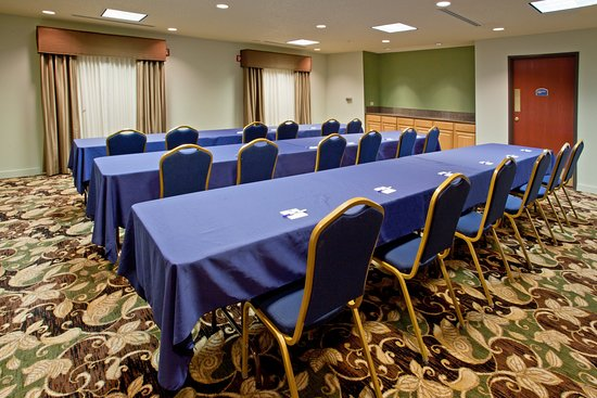 Holiday Inn Express Longview: Meeting Room