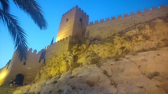 Almería, Spanien: Conjunto Monumental de La Alcazaba