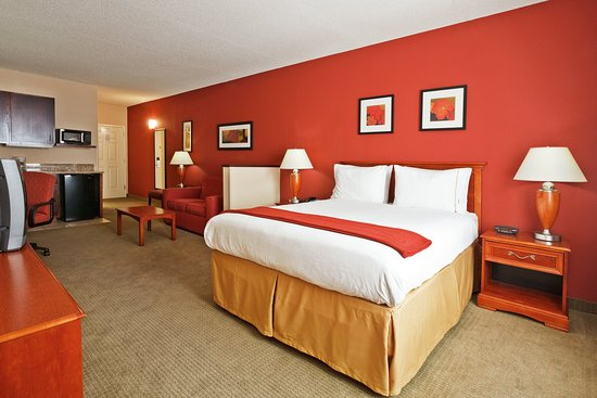 Holiday Inn Express & Suites Manchester-Conf Ctr (Tullahoma): Suite