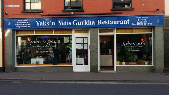 Yaks N Yetis: New shop front