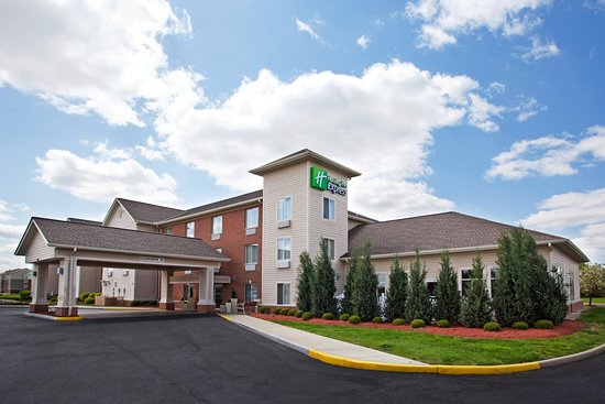Holiday Inn Express & Suites Columbus Southeast: Hotel Exterior