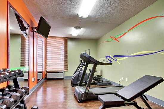 Marshfield, MO: Fitness Center