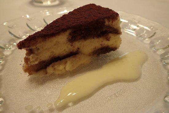 Beccofino Italian Restaurant and Grill : 提拉米蘇