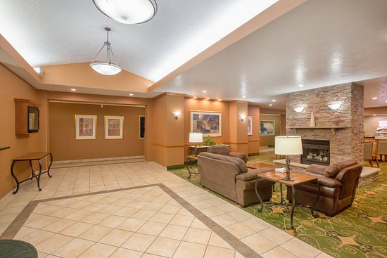 Holiday Inn Express: Hotel Lobby