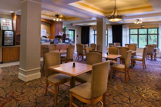 Holiday Inn Express Hotel & Suites - Veteran's Expressway: Breakfast Area