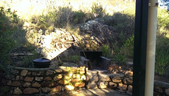 The Baths: Braai